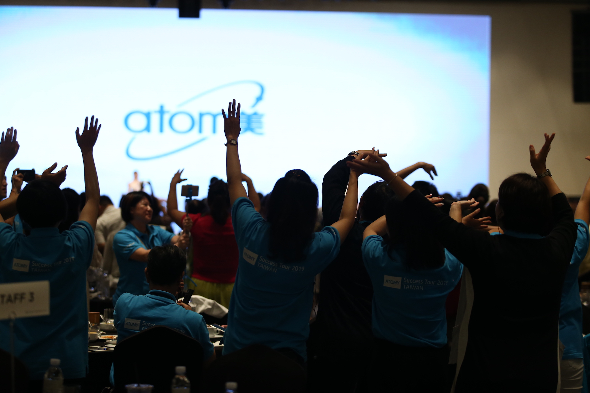 GLOBAL COMPANY ATOMY'S RE-VISIT TO SEOUL FOR A SUC