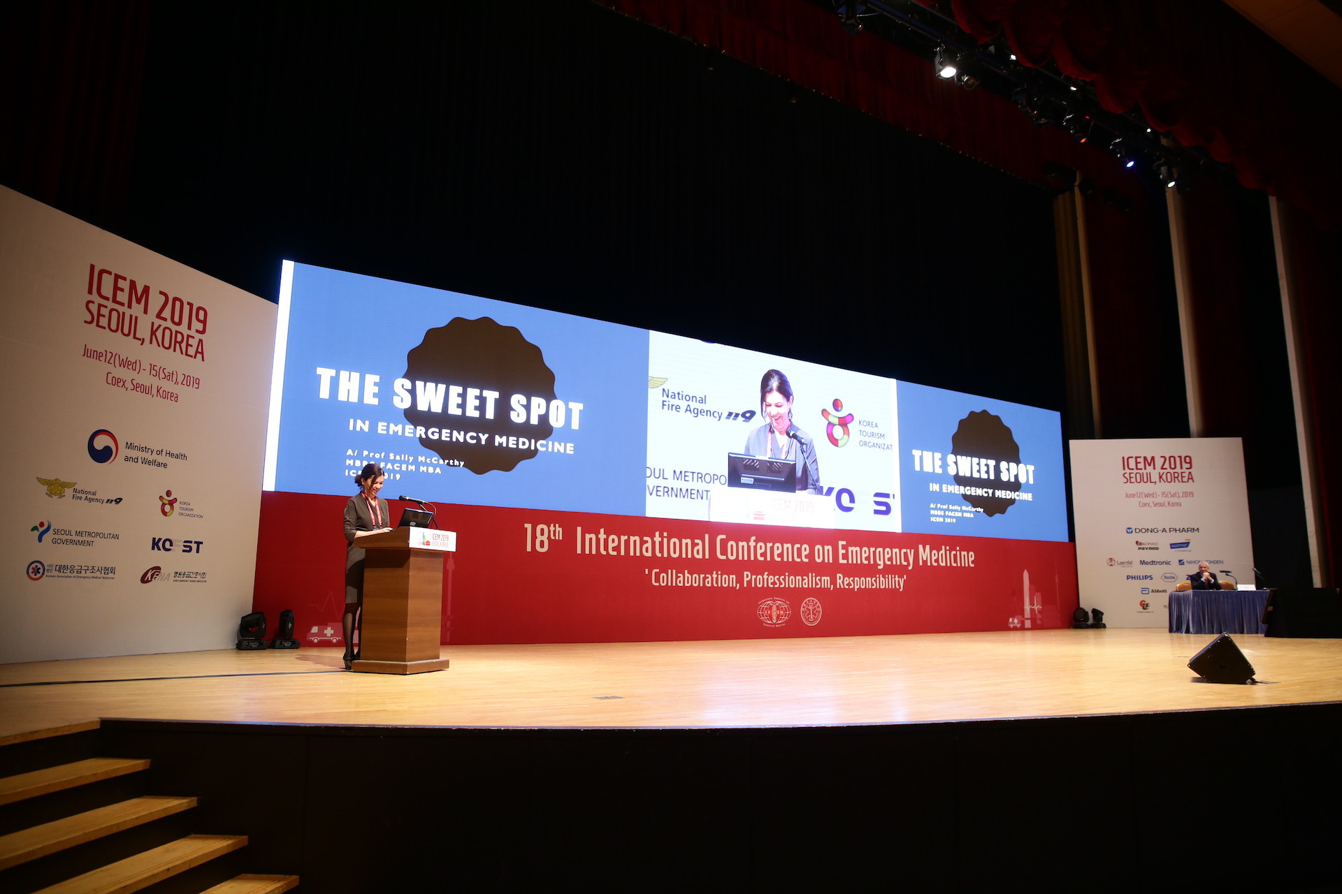 SEOUL HOSTS WORLD'S LARGEST EMERGENCY MEDICINE CON