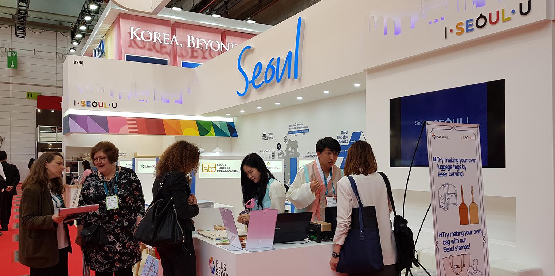 SEOUL SENDS KOREAN WAVE WORLDWIDE AT IMEX FRANKFURT