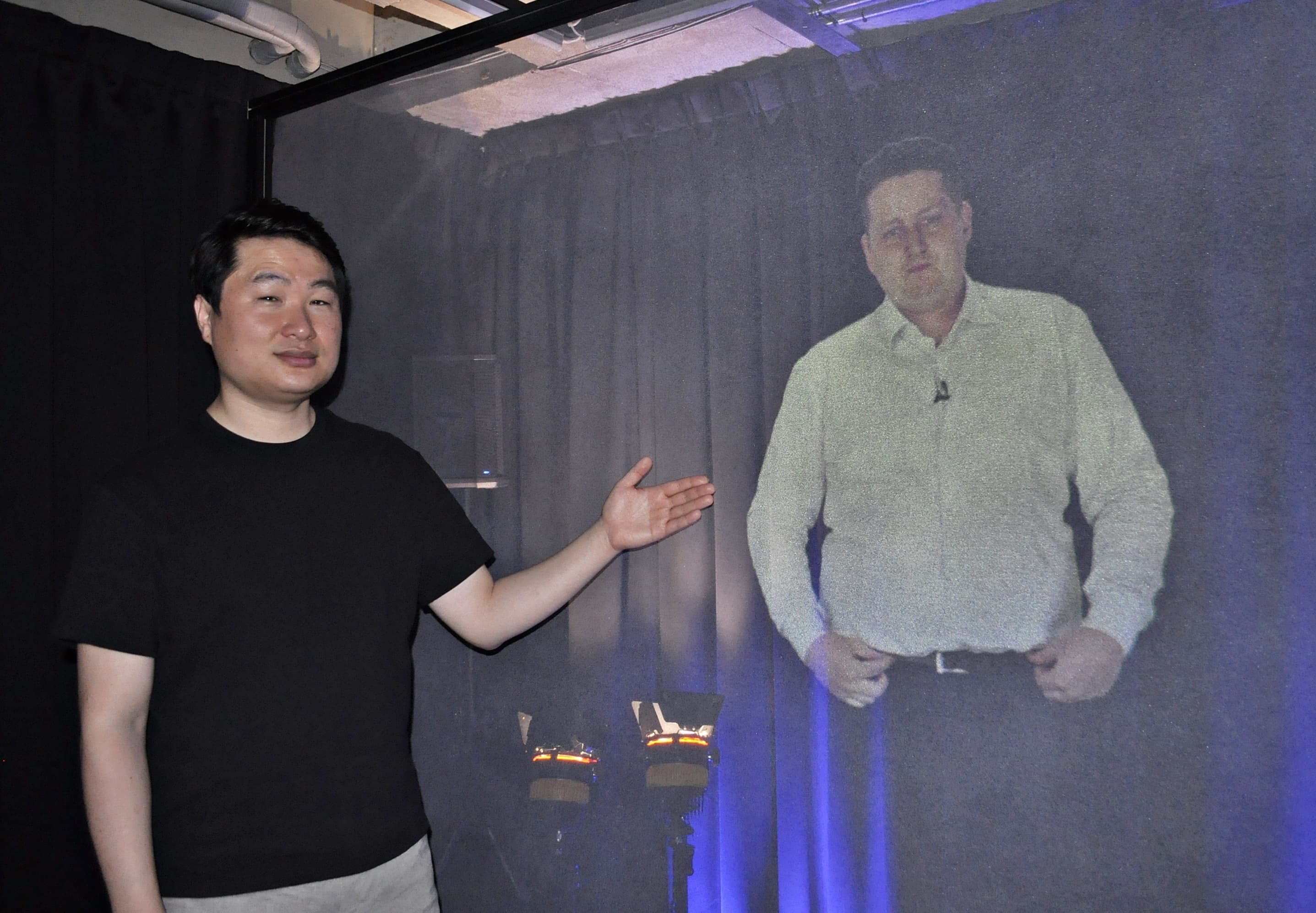 """[SMA Insider] CEO of MW NETWORKS, leading the contactless MICE market with """"hologram"""""""