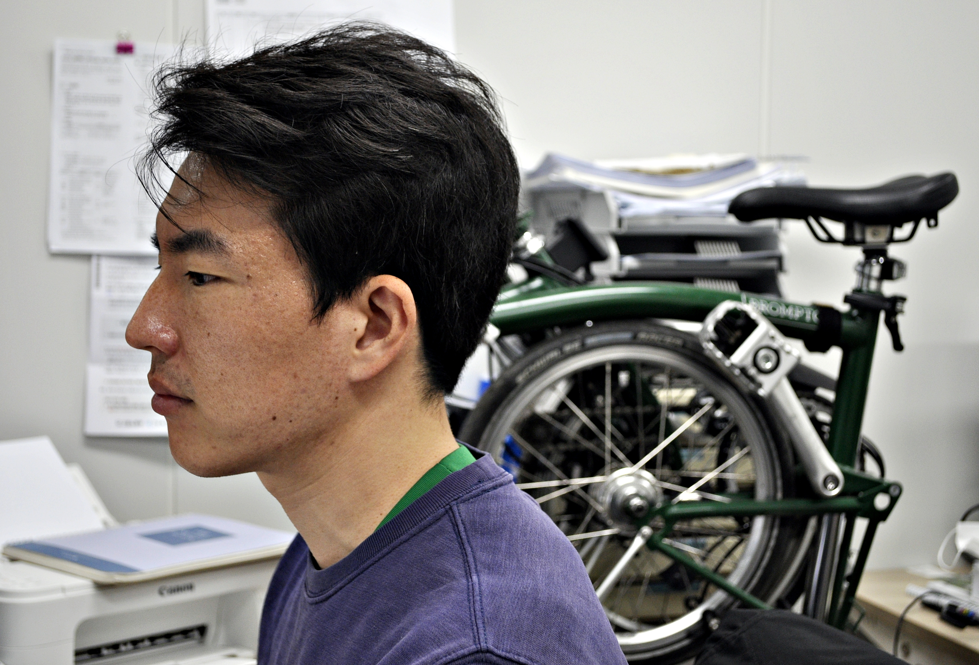The bike mobility tour business established in 2018 presents a vivid picture of a Seoulite's daily life and Korea's history and culture, New Services- Slowroll and Slow Stay launched after We Ride.